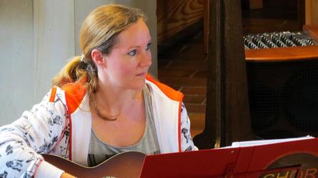Chor Singt beim Abend der Chöre in Henstedt-Ulzburg