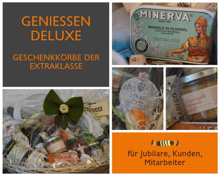 Geschenkkörbe für Genießer von Vintetrez Rutesheim