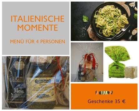 Italienische Momente zum Verschenken. Geschenk für 35 Euro von Vintetrez Rutesheim.