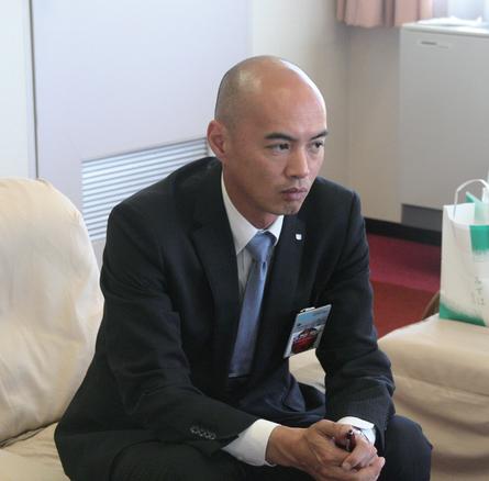公益社団法人乙訓青年会議所 2015 年度第36 代理事長 三宅尚嗣