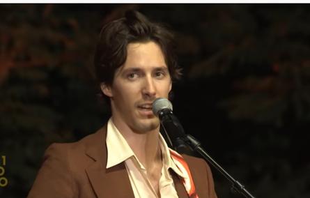 Alexander Köck. (c) Screenshot ORF