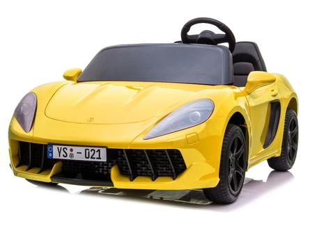 High Speed Perfecta/Kinderauto/Kinder Elektroauto/Kinderautos/gelb/