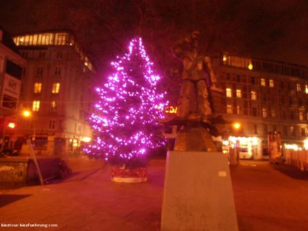Weihnachten 2015 Hamburg St. Pauli