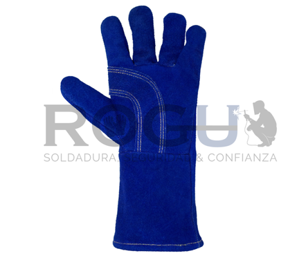 guantes de soldador