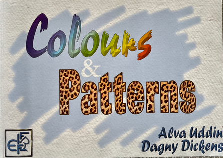 Colours & Patterns, Alva Uddin & Dagny Dickens, FIFe, 1998