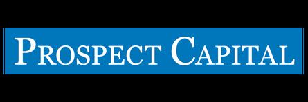 Logo der Prospect Capital Aktie, welche monatlich Dividenden ausschüttet