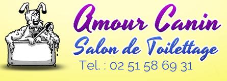 Amour Canin, partenaire de fanny-shop.com