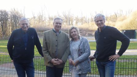 Jubilare der BDF NRW Bezirksgruppe Niederrhein
