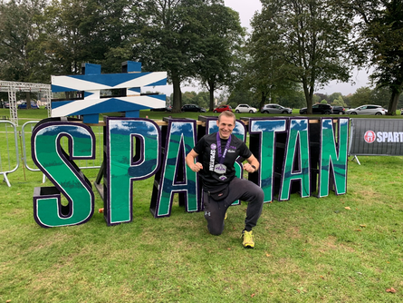 Spartan Race Ultra Perth 2019 Finisher Foto