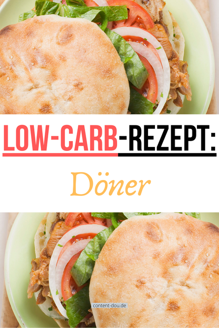 Low-Carb-Rezept: Döner