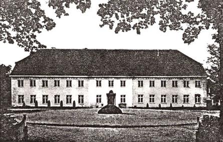 Gutshaus Wicken: Quelle Bildarchiv Ostpreussen