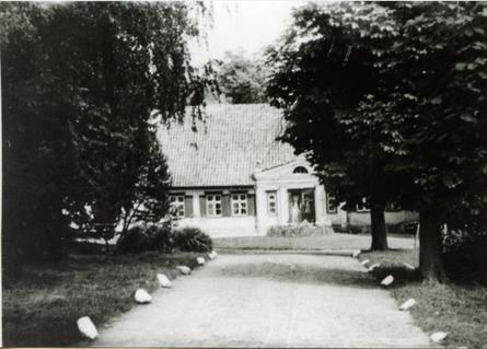 Gutshaus Pohiebels, Quelle: Bildarchiv Ostpreussen