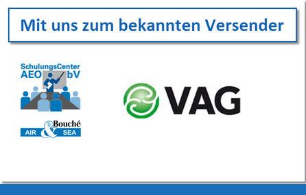 Referenz VAG-Armaturen GmbH: Mit uns zum bekannten Versender (bV)