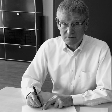 Portrait Urs Meier, Publizist und Berater