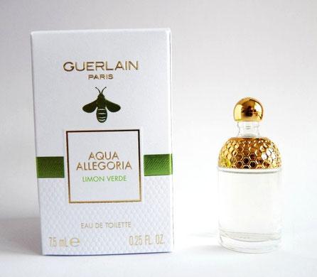 AQUA ALLEGORIA - LIMON VERDE : EAU DE TOILETTE 7,5 ML