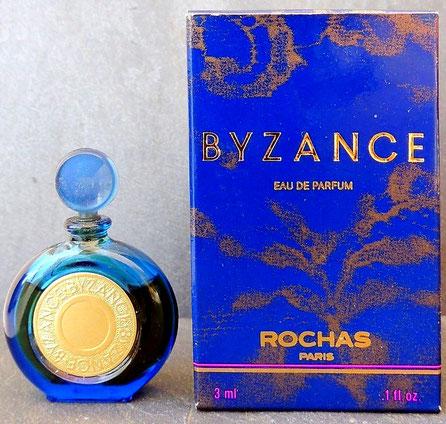 BYZANCE - EAU DE PARFUM 3 ML : BOÎTE DIFFERENTE DE LA PRECEDENTE