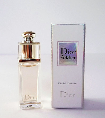 2014 - DIOR ADDICT  - EAU DE TOILETTE 5 ML