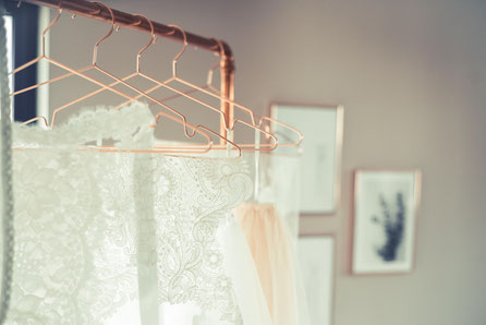 maßgeschneiderte Brautmode