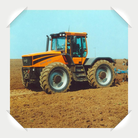 Doppstadt Trac 200 Traktor