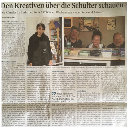 Kölner Stadtanzeiger 2019