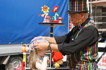 Wolfgang der Magier: Zauberei für Kinder in Iserlohn und Umgebung
