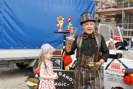 Wolfgang der Magier: Zauberer für Kinder in Iserlohn, NRW