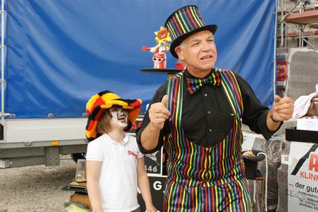 Wolfgang der Magier: Zauberkünstler für Kinder aus Iserlohn und Umgebung, NRW