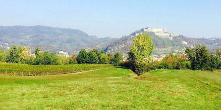 Gavi, Italy: A Fairytale, its Wine & Dolce Far Niente