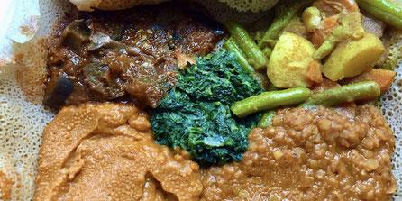 Ethiopian Food: Delicious, Nutritious, Vegan