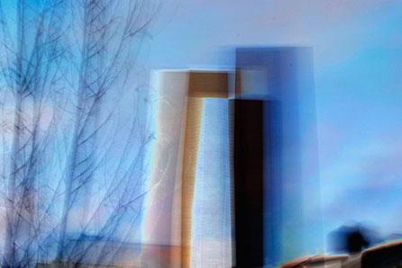 Experimentelle Architekturfotografie