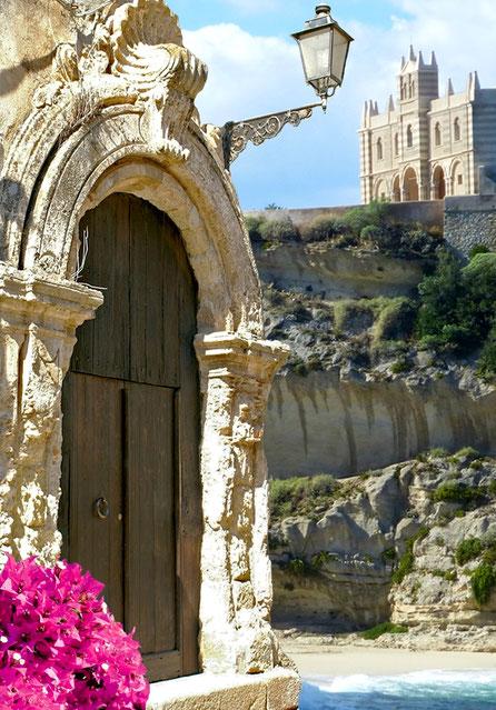 Tropea, Kalabrien Standortreise ab Capo Vaticano