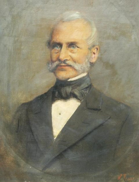 Jacob Carl August Beug, the ship