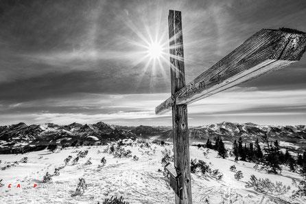 Mayrwipfel, Schneeschuhe