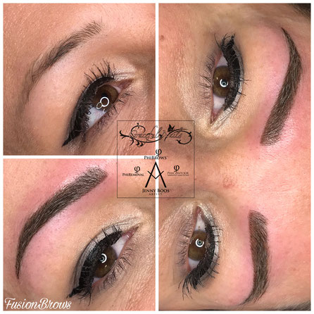 FusionBrows - Augenbrauen