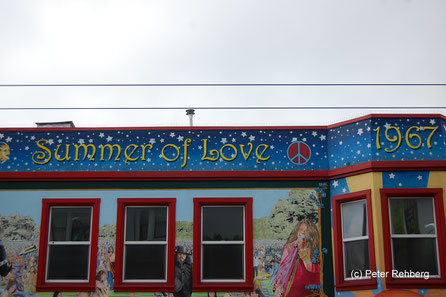 Haight-Ashbury, Summer of Love, San Francisco, Peter Rehberg
