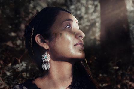 Indianerin, Outdoor, Kunst, Fotografie, CrazyLife, Sahrawarrelmann