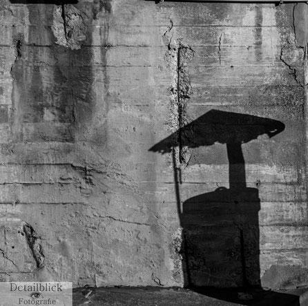 Subjektive Fotografie auf Detailblick-Fotografie - Schattenbild