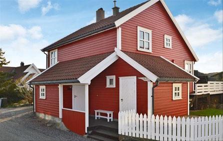 Angelhaus sud.Norwegen 92241Haus