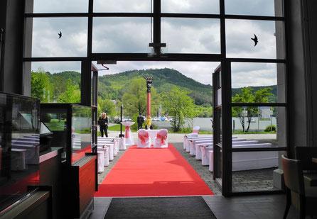 Freie Trauung am Bodensee mit Trauredner