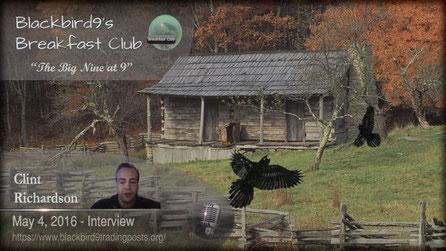 Clint Richardson Interview - Blackbird9