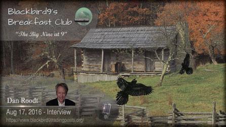 Mr. Dan Roodt Interview - Blackbird9