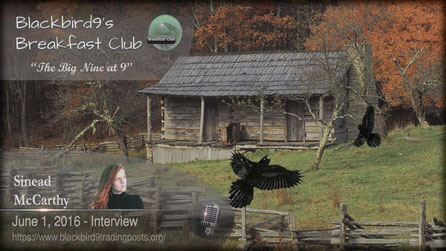 Red Pilled Goyim Goddess Interview - Blackbird9