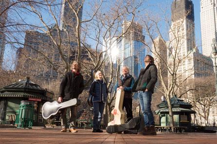 Machado Quartett in New York