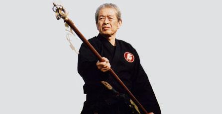 Soke Dr.Masaaki Hatsumi  *02.Dezember.1931