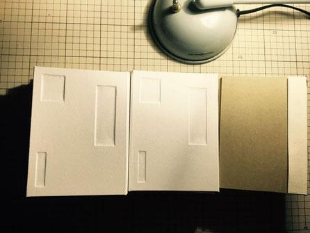 左2つが表紙パーツ。右側が本文パーツです。