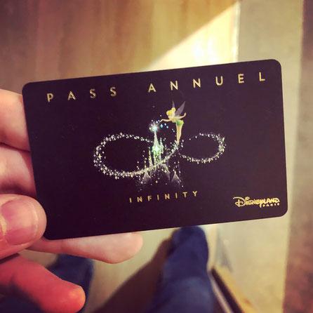 Jahreskarte Disneyland Paris