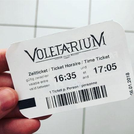 Zeitticket im Europa-Park