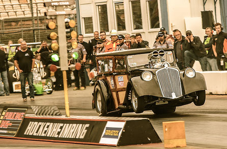 Willys Woody Wagon