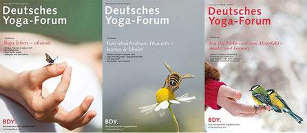 Yogatherapie Veröffentlichungen von Dr. Günter Niessen