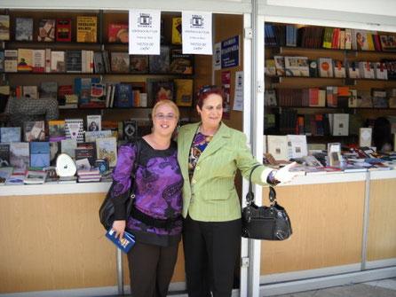 Con mi madre Carmen